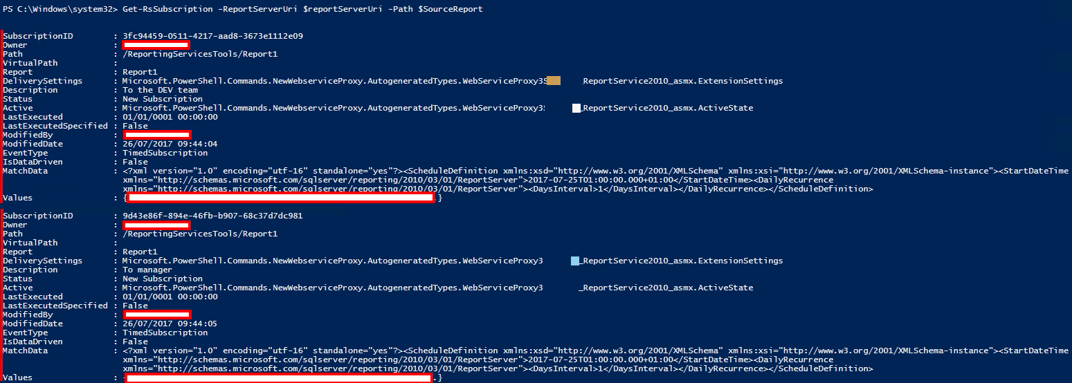 """Does that copy subscriptions too?"""" – Now it does! New PowerShell"""